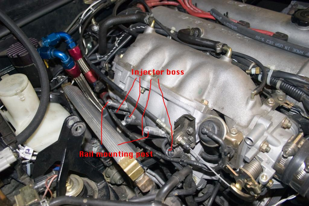 How To Plug Fuel Injector Holes Mx5 Miata Forum