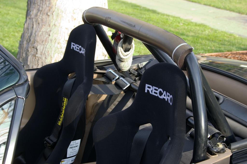 Dog Seat For Car >> Recaro seats